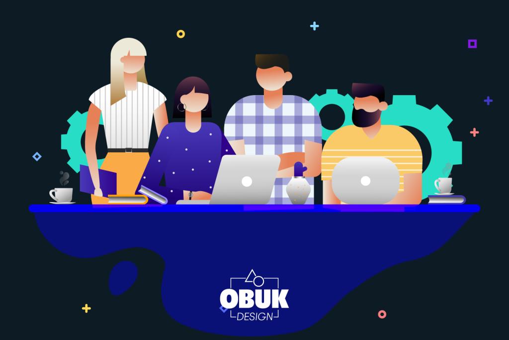 Obuk - Graphic Design